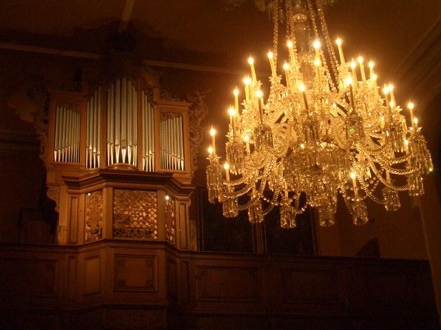 ジルバーマンのオルガン/Organ o...